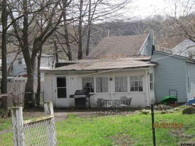 Troy Single Family Home For Sale: 478 6th Av