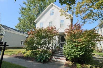 Saratoga Springs NY Single Family Home For Sale: $484,900