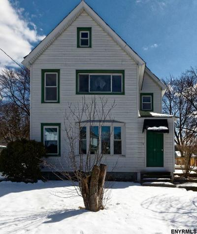 Rotterdam Single Family Home For Sale: 6 Market St