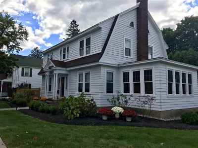 Saratoga Springs NY Single Family Home For Sale: $629,900