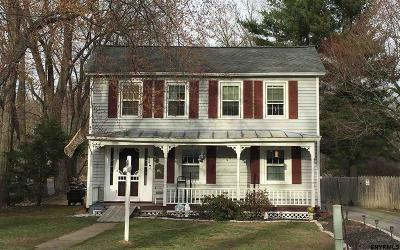 Clifton Park Single Family Home For Sale: 957 Main St