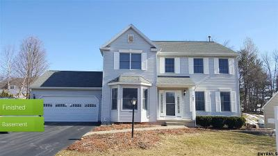 East Greenbush Single Family Home Price Change: 107 Springhurst Dr North