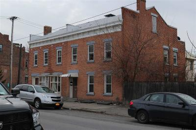 Troy Multi Family Home For Sale: 365-367 2nd St