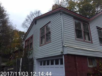 North Greenbush Single Family Home For Sale: 7 South Liberty Av