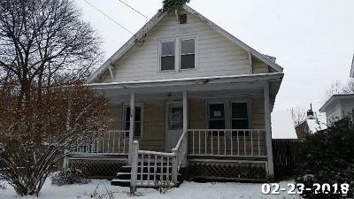 Troy Single Family Home For Sale: 614 Hoosick Rd