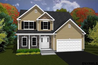 Niskayuna Single Family Home For Sale: 2456 McGovern Dr