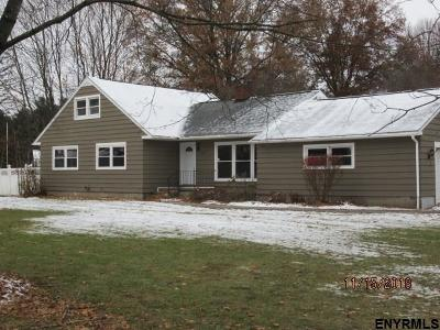 Queensbury, Fort Ann Single Family Home For Sale: 63 Meadow La
