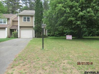Saratoga County Single Family Home For Sale: 58 Castleberry Dr