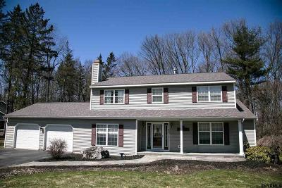 Ballston Spa Single Family Home For Sale: 805 Ulysses Dr