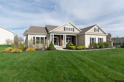 Clifton Park Single Family Home Price Change: 5 Skybrook Circle
