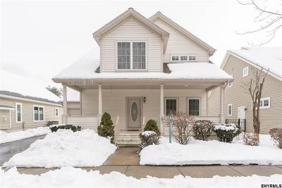 Saratoga Springs NY Single Family Home For Sale: $449,900