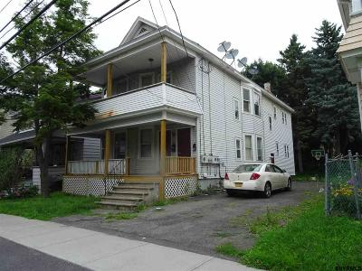 Albany NY Two Family Home For Sale: $219,900