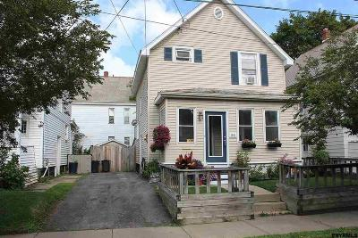 Schenectady Single Family Home For Sale: 1905 Avenue A