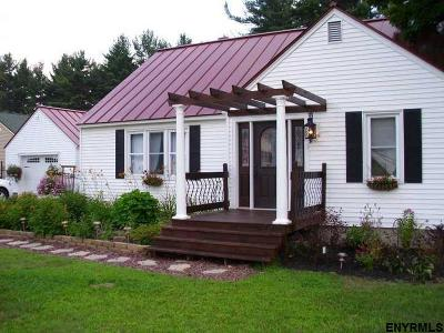 Saratoga County Single Family Home For Sale: 19 Third Ave