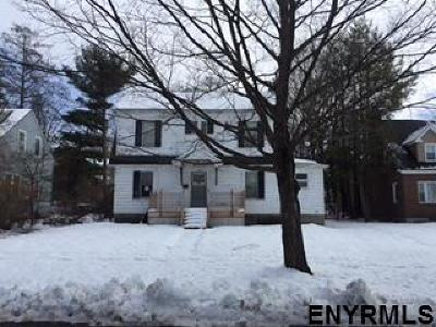 Schenectady Single Family Home For Sale: 1648 Randolph Rd