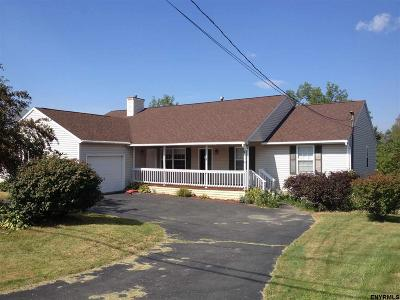 Colonie Single Family Home Price Change: 321 Boght Rd