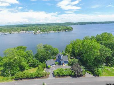 Saratoga Springs NY Single Family Home For Sale: $1,195,000