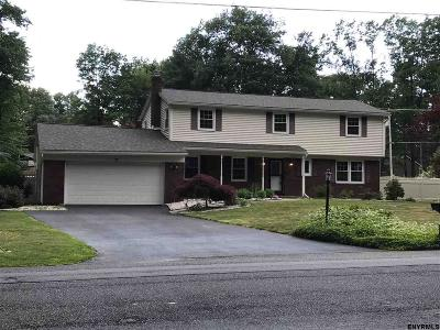 Clifton Park Single Family Home Back On Market: 32 Beechwood Dr