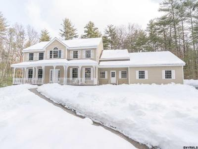 Saratoga Springs NY Single Family Home For Sale: $539,900