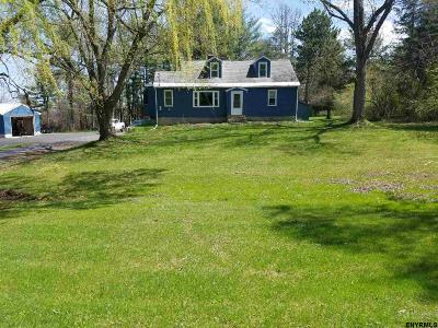 New Scotland Single Family Home For Sale: 1551 Indian Fields Rd