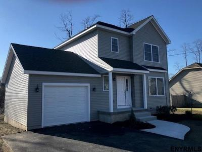 Schenectady Single Family Home Price Change: 2852 Olean St