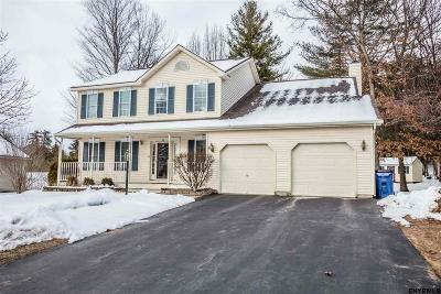 Saratoga Springs NY Single Family Home For Sale: $335,000
