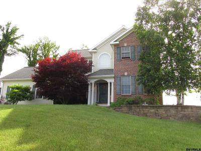 North Greenbush Single Family Home For Sale: 18 Crimson Circle