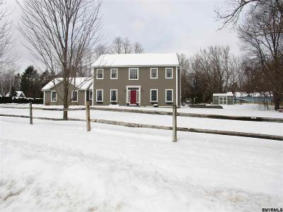 Saratoga County Single Family Home For Sale: 35 Long Creek Dr