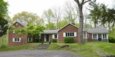 Bethlehem Single Family Home New: 106 Simmons Rd