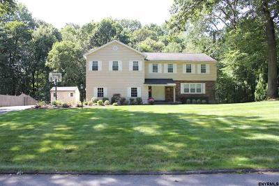 Clifton Park Single Family Home New: 12 Berkshire Dr