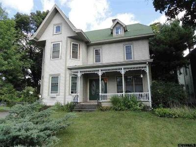 Bethlehem Two Family Home For Sale: 427 Kenwood Av