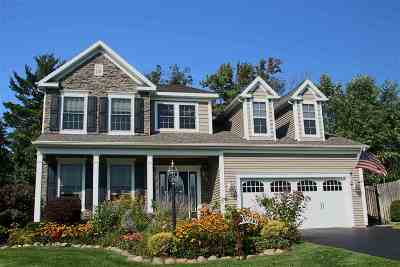 Saratoga County Single Family Home For Sale: 2 Addison Way