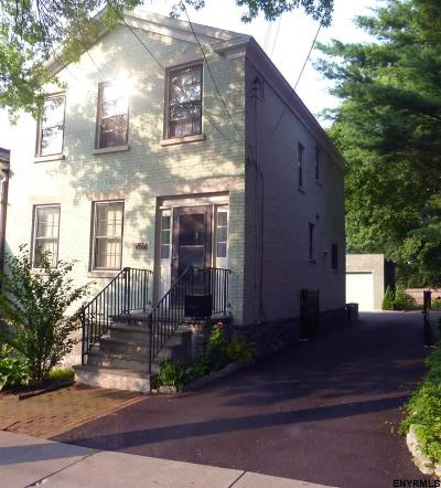 Schenectady Single Family Home For Sale: 108 North Ferry St