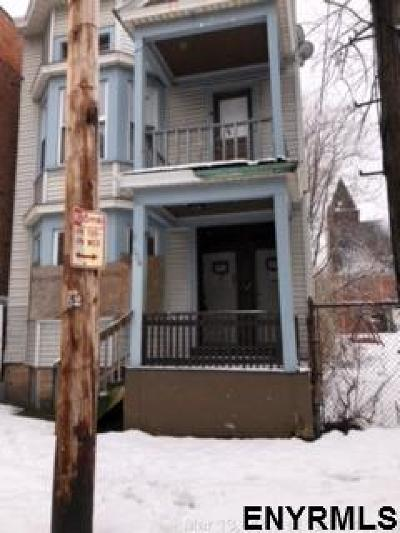 Albany Two Family Home For Sale: 386 First St