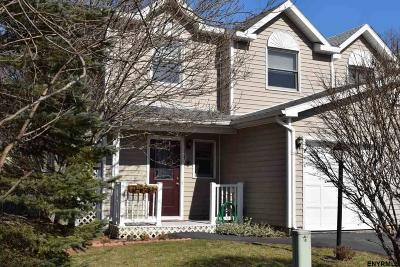 Troy Single Family Home For Sale: 50 Cheryl Ct
