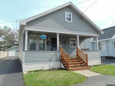 Schenectady Single Family Home For Sale: 630 Poutre Av