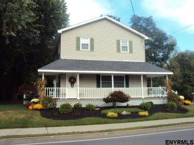 Albany NY Single Family Home New: $309,900