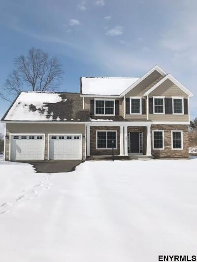 Colonie Single Family Home For Sale: 35a Island View Rd