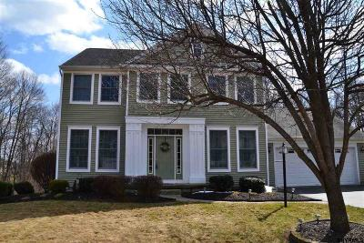 Saratoga County Single Family Home New: 34 Sterling Heights Dr