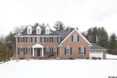Guilderland Single Family Home New: 46 Stonebriar Dr