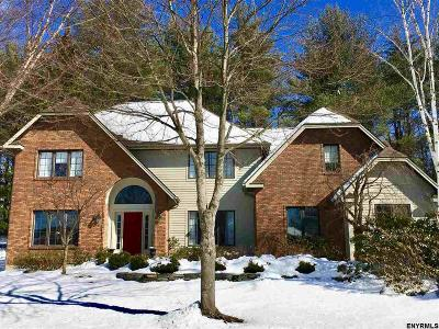 Niskayuna Single Family Home New: 8 Owasco Ct