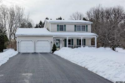 Niskayuna Single Family Home New: 66 Lori Dr