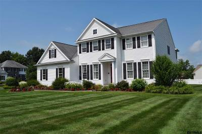 Colonie Single Family Home New: 2 Wallbrook Ct