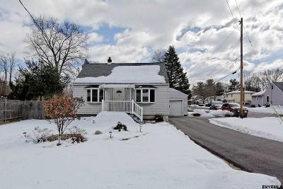 Albany NY Single Family Home New: $149,900
