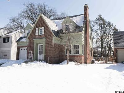 Albany NY Single Family Home New: $224,900