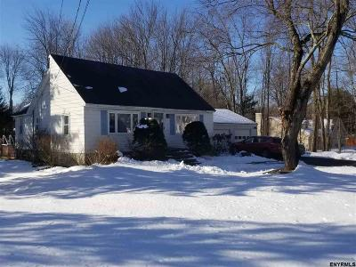 Clifton Park Single Family Home New: 1614 Crescent Rd