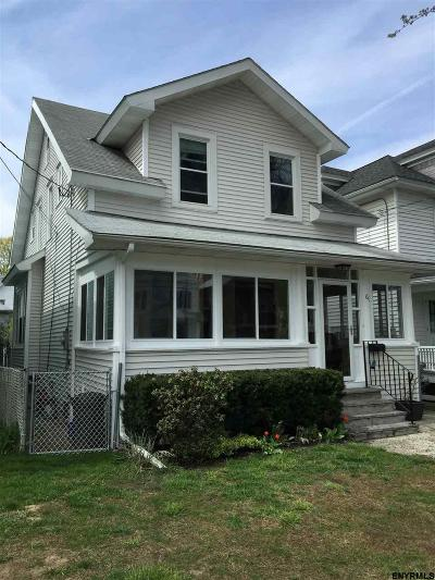Albany NY Single Family Home New: $179,900