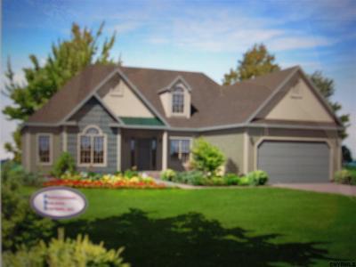 Saratoga County Single Family Home New: 32 Locust Grove Rd