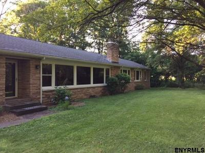 Albany County Single Family Home For Sale: 79 Retreat House Rd