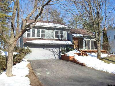 Albany NY Single Family Home New: $235,000